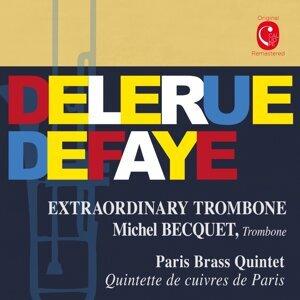 Michel Becquet, Georges Delerue, Orchestre de Chambre Bernard Thomas 歌手頭像