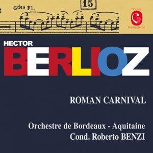 Roberto Benzi, Orchestre de Bordeaux-Aquitaine 歌手頭像
