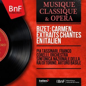 Pia Tassinari, Franco Corelli, Orchestra sinfonica nazionale della RAI di Torino, Arturo Basile 歌手頭像