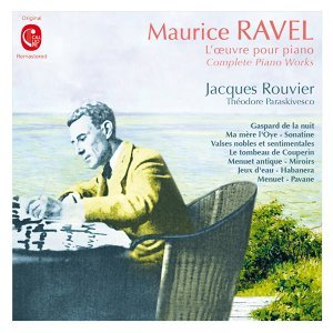Théodore Paraskivesco, Jacques Rouvier 歌手頭像
