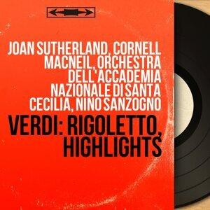 Joan Sutherland, Cornell MacNeil, Orchestra dell'Accademia nazionale di Santa Cecilia, Nino Sanzogno 歌手頭像