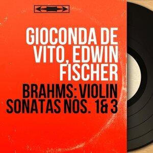 Gioconda De Vito, Edwin Fischer 歌手頭像