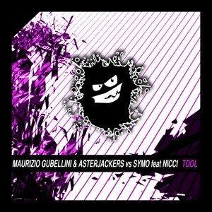 Maurizio Gubellini, Asterjackers, Symo 歌手頭像
