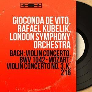Gioconda de Vito, Rafael Kubelík, London Symphony Orchestra 歌手頭像