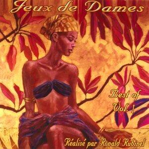 Jeux de dames, vol. 1 (réalisation Ronald Rubinel) 歌手頭像