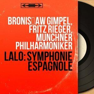 Bronisław Gimpel, Fritz Rieger, Münchner Philharmoniker 歌手頭像