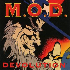 M.O.D. 歌手頭像