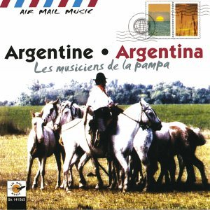 Les Musiciens De La Pampa 歌手頭像