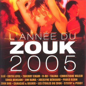 L'année du zouk 2005 歌手頭像