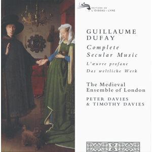 The Medieval Ensemble Of London,Peter Davies,Timothy Davies 歌手頭像