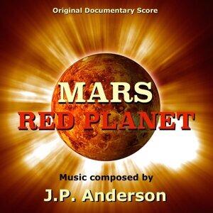 J.P. Anderson 歌手頭像