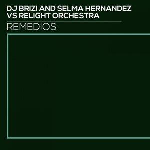 DJ Brizi, S. Hernandes, Relight Orchestra 歌手頭像