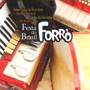 Robertinho do Acordeon, Coroné Pereira, Toinho Da Serrinha 歌手頭像