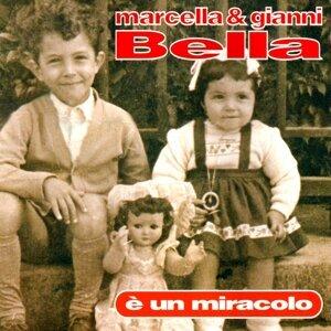 Gino Vannelli, Gianni Bella, Marcella Bella 歌手頭像