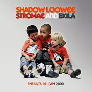 Shadow Loowee, Stromae, Ekila 歌手頭像