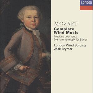 Jack Brymer,London Wind Soloists 歌手頭像