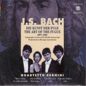 Jean-Sebastien Bach 歌手頭像