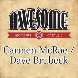 Carmen McRae, Dave Brubeck 歌手頭像