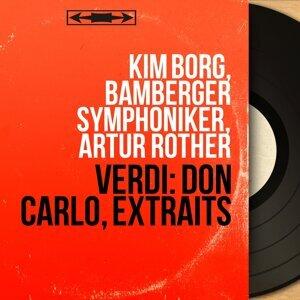 Kim Borg, Bamberger Symphoniker, Artur Rother 歌手頭像