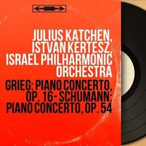 Julius Katchen, Istvan Kertesz, Israel Philharmonic Orchestra 歌手頭像