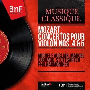 Michèle Auclair, Marcel Couraud, Stuttgarter Philharmoniker 歌手頭像