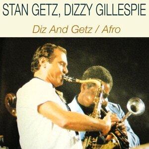 Dizzy Gillespie, Stan Getz 歌手頭像