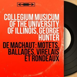 Collegium Musicum of the University of Illinois, George Hunter 歌手頭像