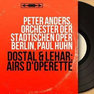 Peter Anders, Orchester der Städtischen Oper Berlin, Paul Hühn 歌手頭像
