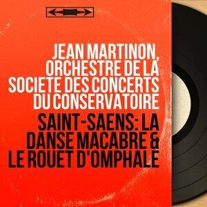 Jean Martinon, Orchestre de la Société des concerts du Conservatoire 歌手頭像