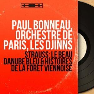 Paul Bonneau, Orchestre de Paris, Les Djinns 歌手頭像