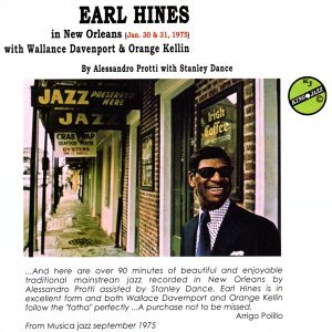 Earl Hines, Wallace Davenpor 歌手頭像
