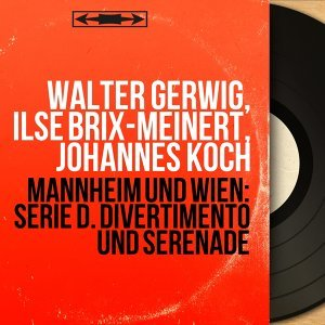Walter Gerwig, Ilse Brix-Meinert, Johannes Koch 歌手頭像