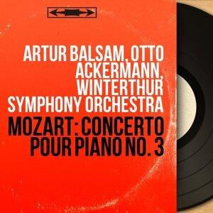 Artur Balsam, Otto Ackermann, Winterthur Symphony Orchestra 歌手頭像