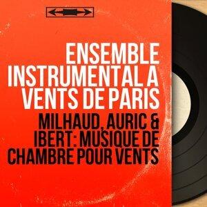 Ensemble instrumental à vents de Paris 歌手頭像