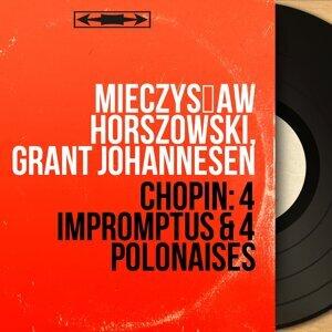 Mieczysław Horszowski, Grant Johannesen 歌手頭像