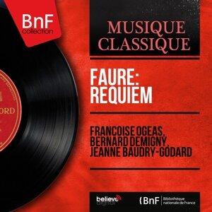 Françoise Ogéas, Bernard Demigny, Jeanne Baudry-Godard 歌手頭像