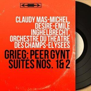 Claudy Mas-Michel, Désiré-Émile Inghelbrecht, Orchestre du Théâtre des Champs-Elysées 歌手頭像