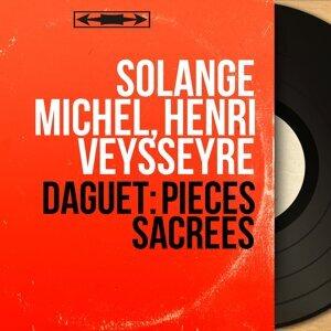 Solange Michel, Henri Veysseyre 歌手頭像