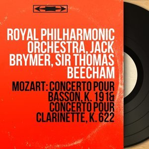 Royal Philharmonic Orchestra, Jack Brymer, Sir Thomas Beecham 歌手頭像