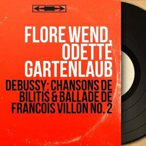 Flore Wend, Odette Gartenlaub 歌手頭像