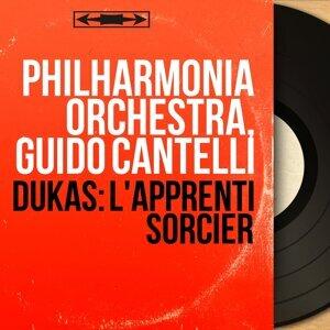 Philharmonia Orchestra, Guido Cantelli 歌手頭像