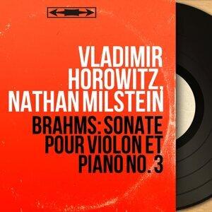 Vladimir Horowitz, Nathan Milstein 歌手頭像