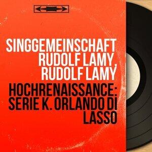 Singgemeinschaft Rudolf Lamy, Rudolf Lamy 歌手頭像
