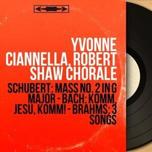 Yvonne Ciannella, Robert Shaw Chorale 歌手頭像