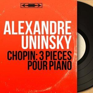 Alexandre Uninsky 歌手頭像