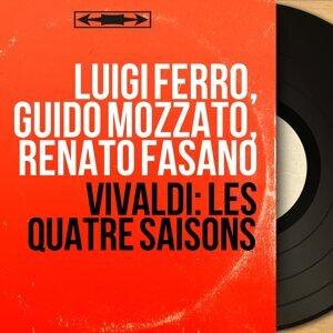 Luigi Ferro, Guido Mozzato, Renato Fasano 歌手頭像