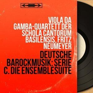 Viola da Gamba-Quartett der Schola Cantorum Basilensis, Fritz Neumeyer 歌手頭像