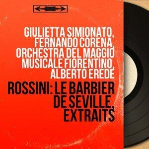 Giulietta Simionato, Fernando Corena, Orchestra del Maggio musicale fiorentino, Alberto Erede 歌手頭像