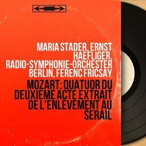 Maria Stader, Ernst Haefliger, Radio-Symphonie-Orchester Berlin, Ferenc Fricsay 歌手頭像