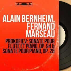 Alain Bernheim, Fernand Marseau 歌手頭像